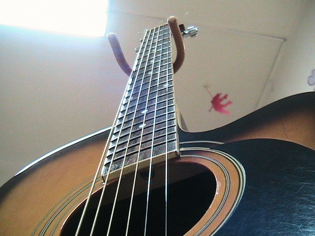 Photo:my guitar By juro.ma