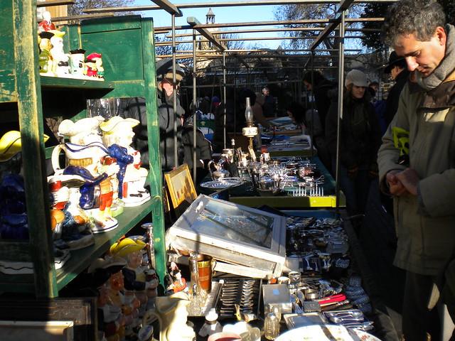 Bermondsey Market