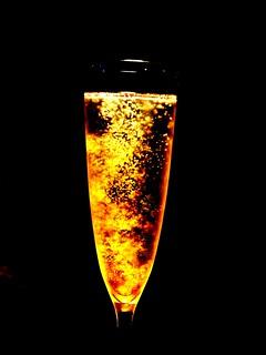 Champagne Glow