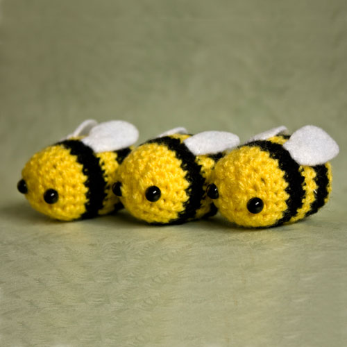 Amigurumi Bee : Amigurumi Bumblebees Flickr - Photo Sharing!