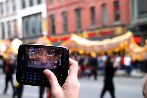 Chinese New Year Smartphone