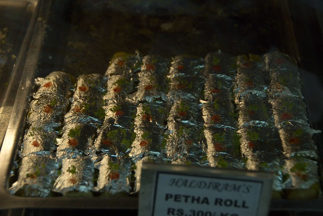 Header of petha