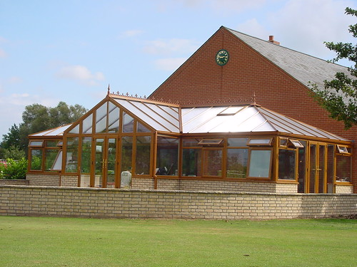 Golf Club Conservatory