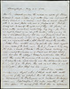 Herman Melville to Alexander W. Bradford [Page 1]
