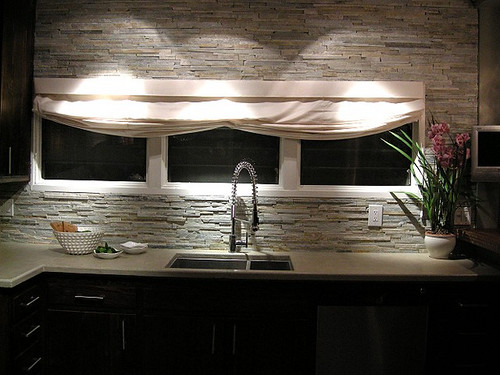 stone backsplash flickr photo sharing