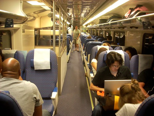 rebuilding place in the urban space the amtrak pacific surfliner train in california. Black Bedroom Furniture Sets. Home Design Ideas
