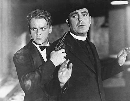 James Cagney and Pat O'Brien