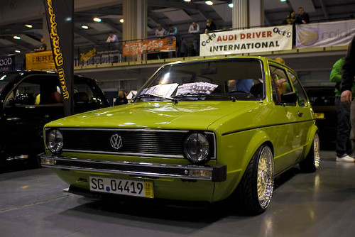 Ultimate Dubs '10: VW Golf Mk1