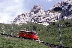 Trains du Pilate (Suisse)