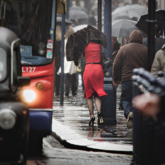 Regent Street Red