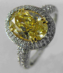 How to buy a Canary Diamond Ring  coolz