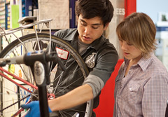 Basic Bike Maintenance Class