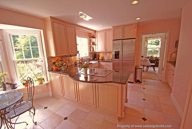 Custom Kitchen Design And Remodeling Ideas Garden Window Washington Dc