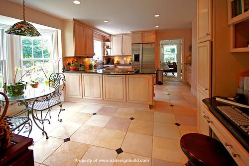 Kitchen Space Illusion