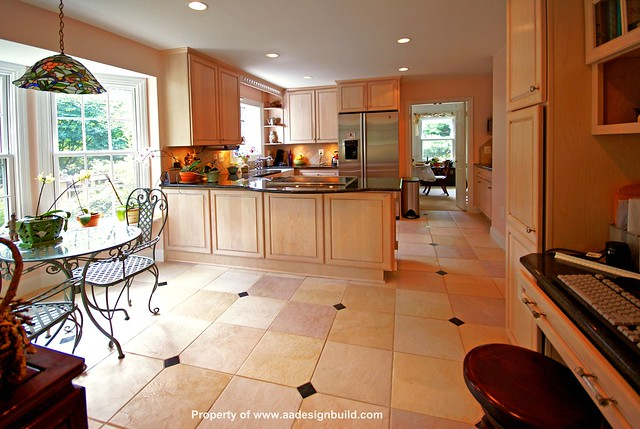 Kitchen Remodel Country Style