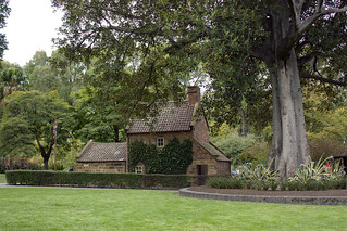 Зображення Cooks' Cottage. melbourne historic fitzroygardens iconicbuildings