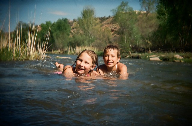 verde river swimmers