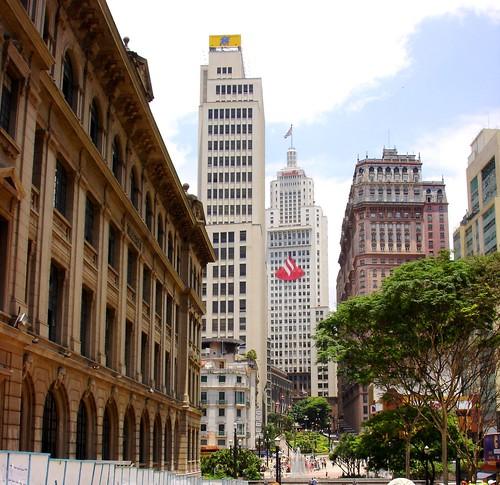 Edifícios da Av. São João