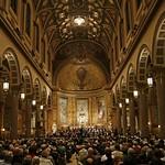 Bernstein-Beethoven full church