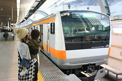 monorail(0.0), maglev(0.0), train station(1.0), metropolitan area(1.0), high-speed rail(1.0), passenger(1.0), vehicle(1.0), train(1.0), transport(1.0), mode of transport(1.0), rail transport(1.0), public transport(1.0), rolling stock(1.0), land vehicle(1.0), rapid transit(1.0),