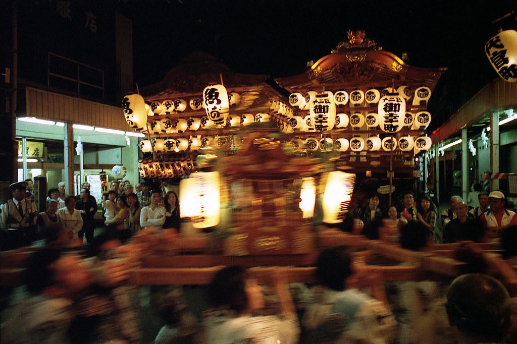 松原神社例大祭 / 代官町 by Luno_Luno