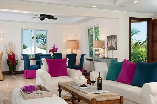 oceanview turksandcaicos sapodillabay luxuryvilla oceanfrontvilla villalapercha