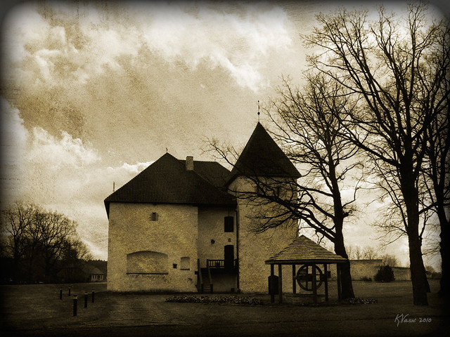 Purtse castle II