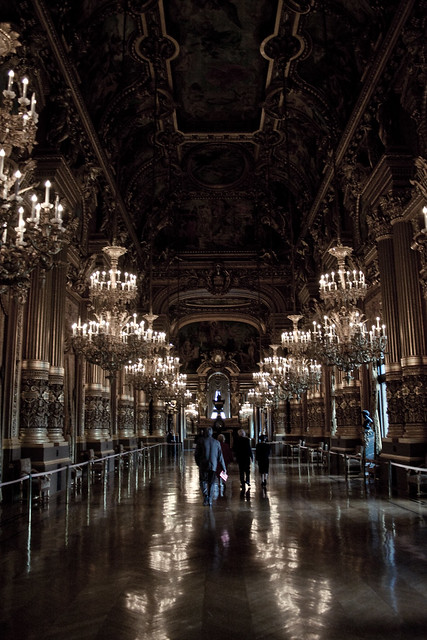 Superficie Grand Foyer Opera Garnier : Op�ra garnier le grand foyer by hydraulix aa