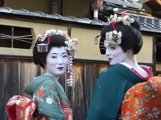 People in Japan  sc 1 st  Inside Kyoto & Dress Like A Geisha In Kyoto At MAICA