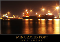 Mina Zayed Port
