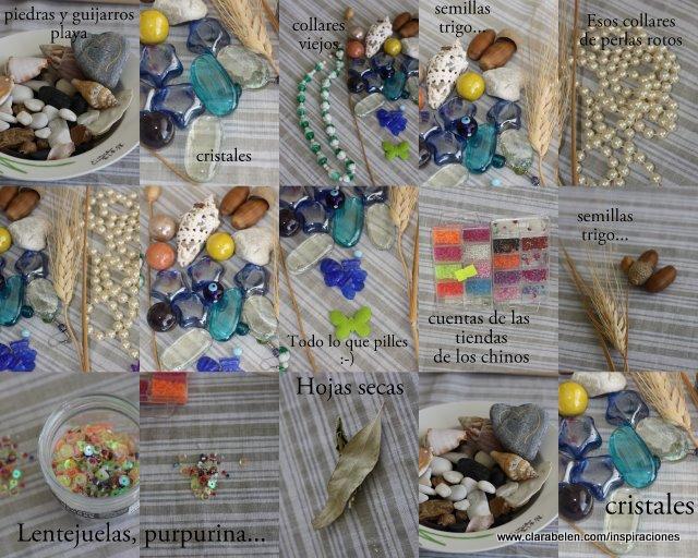 Inspiraciones manualidades y reciclaje marco de espejo for Espejo que hace fotos