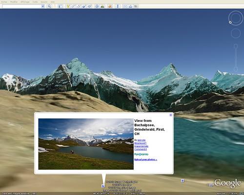Switzerland: Bachalpsee Eiger Jungfrau