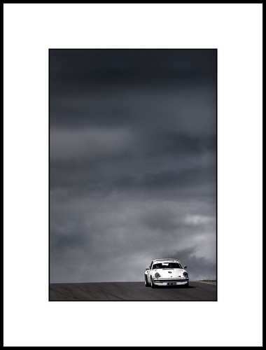 Porsche Phillip Island by Alan Browning