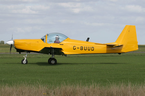 Slingsby Aviation Ltd Slingsby T.67M MK.II Firefly G-BUUD