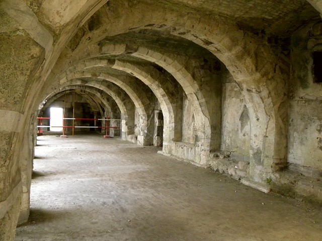 Under the basilica of Smyrna 3