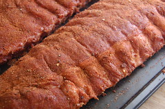 Homemade BBQ Ribs