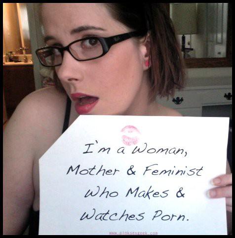 pro porn woman