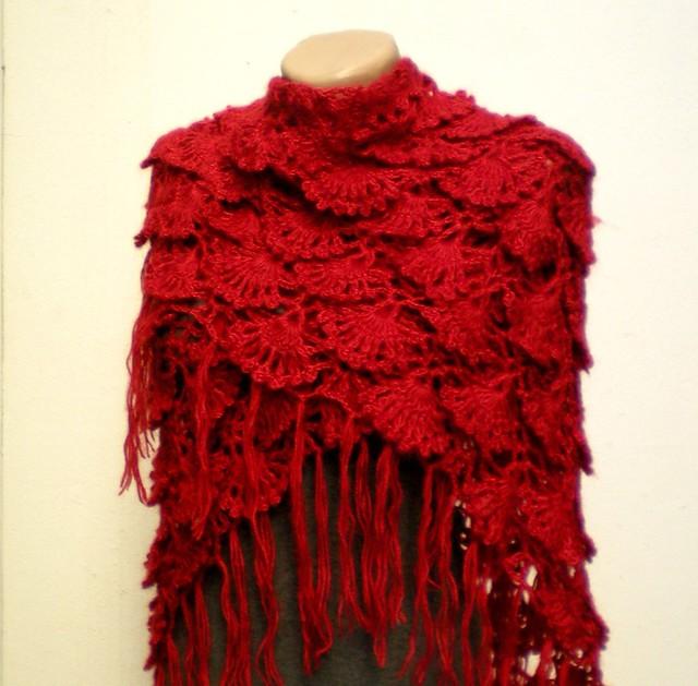 Crochet Shawl Shrug Wrap Flickr - Photo Sharing!