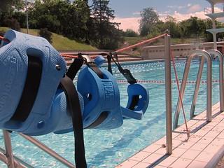 Beinschwimmer für Aquajogging