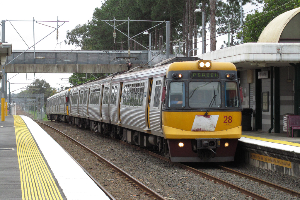 Learning the Caboolture Line by jamesmp