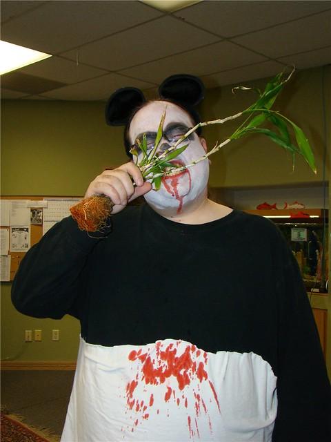 Jason the Zombie Panda