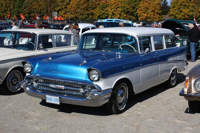 1957 chevrolet two ten 4 door wagon flickr photo sharing for 1957 chevy wagon 4 door