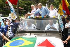 José Serra em Minas Gerais
