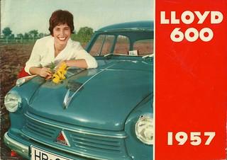 1957 Lloyd
