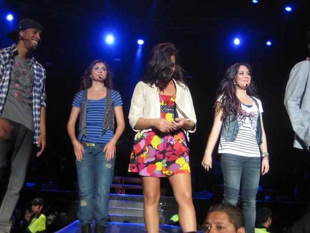 Mdot, Alyson Stoner, Demi Lovato & Anna Maria | Flickr ...