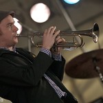 Andrew Dickeson[dms] Roger Manins[ten sax] (past winner Nat Jazz Awards), Eamon McNelis [tpt] (Flap!, Vada) Alex Boneham[bs] Steve Barry[p]