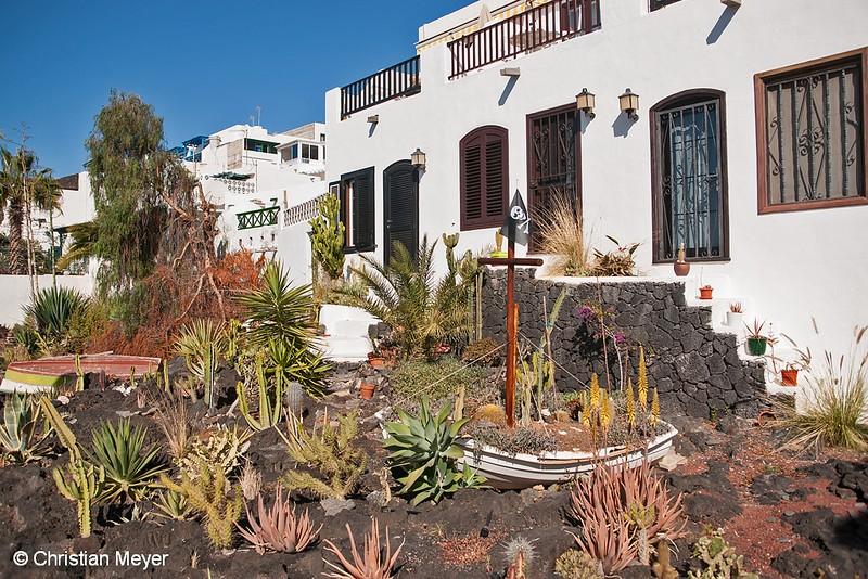 2017.02.07 - 3445 - Maisons Puerto del Carmen Lanzarote ©