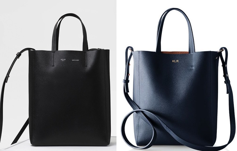 4c8d251cdf9c I have one piazza zip pouch from M G made of Italian leather and the  leather is very nice. I would say it s a similar leather as this bag.  (Images  Celine ...
