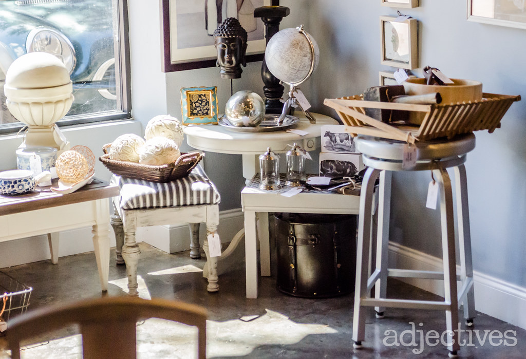 Home decor pieces by ReImagined in Adjectives Altamonte