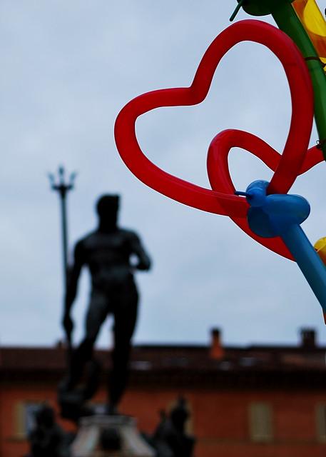 Love...Bologna ;-), Nikon D60, AF Nikkor 50mm f/1.8 N
